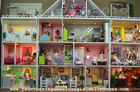 american girl 18 inch doll house 89 best images about american girl dollhouses on pinterest american