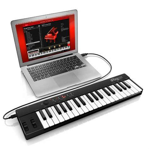 Usb Irig ik multimedia irig 37 usb keyboard controller ebay