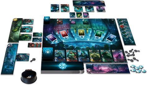 Awesome Game Room - dale yu review of abyss bombyx asmodee the opinionated gamers