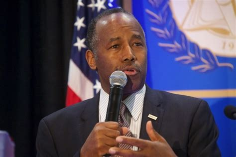 Carson Mba by Carson Hud Promises To Assist Mortgage Lenders
