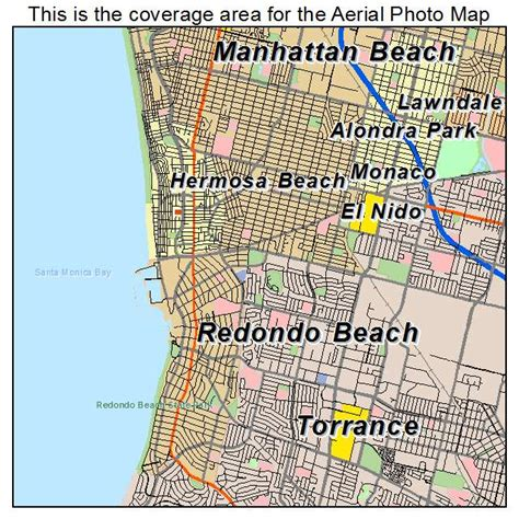 california map redondo redondo ca pictures posters news and on