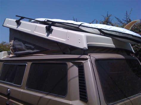 volkswagen 2017 cervan roof rack vanagon westfalia best roof 2017