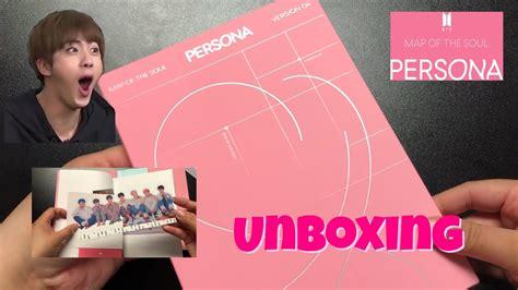 unboxing    bts album map   soul persona