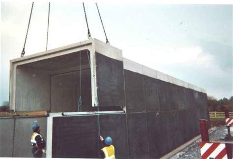 precast concrete box culverts for drainage and underpasses