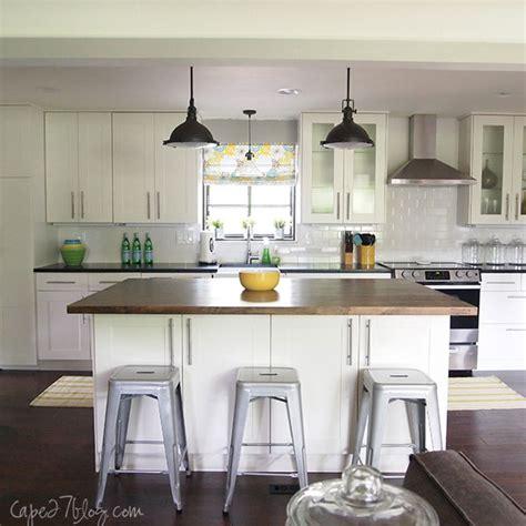 ikea white kitchen island ikea adel doors cottage kitchen cape 27