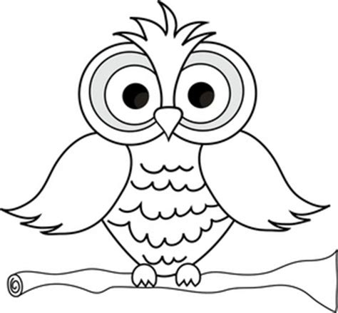 owl eyes coloring pages wise owl with big eyes on a tree limb in black and white