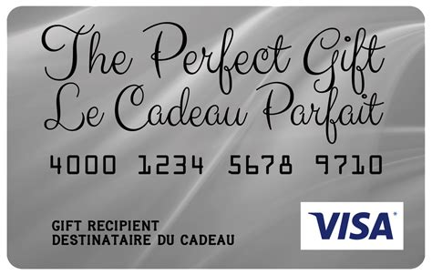 the perfect gift prepaid visa - The Perfect Gift Visa Card