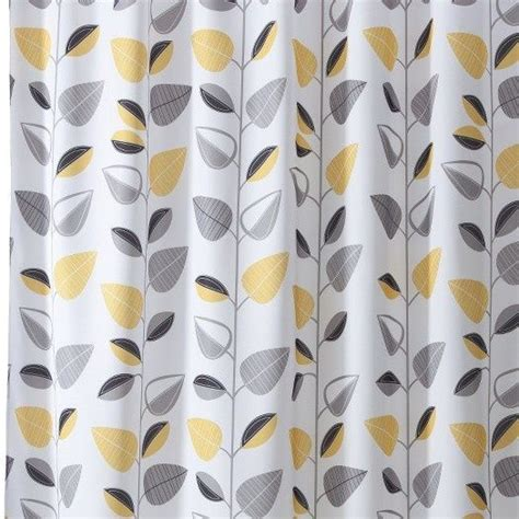 gray yellow shower curtain 1000 ideas about gray shower curtains on pinterest
