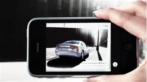 audi augmented reality audi s augmented reality calendar or why didn t we