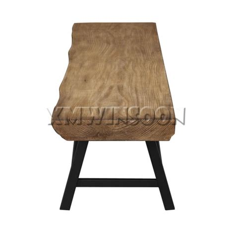 rustic bench seat rustic dining bench seat with magnesium oxide top ac9200 chinese furniture manufacturers
