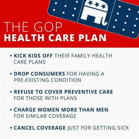 Gop Healthcare Plan | jobsanger the gop effort to kill obamacare is nothing