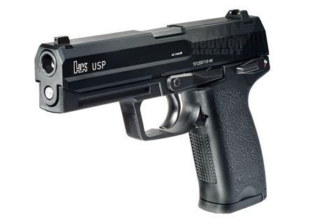 umarex h k usp 45 gbb pistol black licensed buy