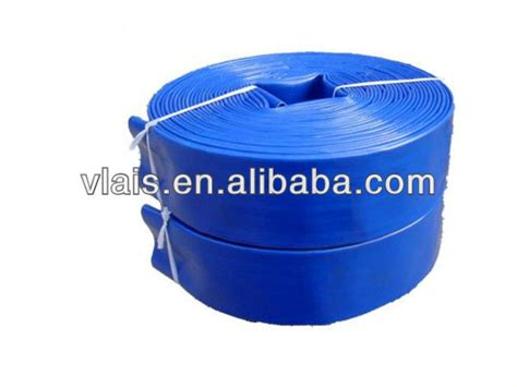 Selang Air Flexibel Flat Hose pvc hose pipe flat type suction water belt rubber water garden hose pipes view