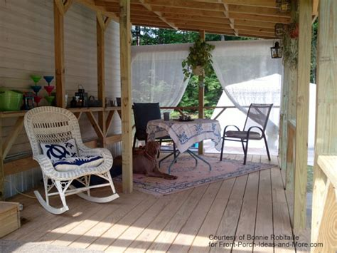 decorating ideas for a mobile home mobile home porches