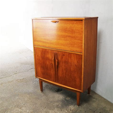 Mid Century Cupboard by 1960 S Mid Century Drinks Cabinet Cupboard By