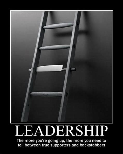 leadership demotivational posters know your meme