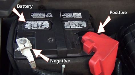 what color is positive on a battery how car batteries work explained in 5 minutes