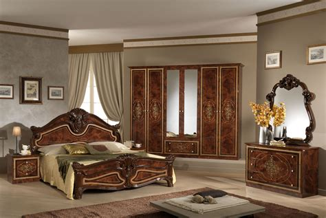 Beautiful Italian Bedroom Furniture For A Luxury Bedroom Interior Design Of Bedroom Furniture