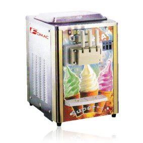 Mesin Es Krim 3 Tuas Fomac harga mesin pembuat es krim dan spesifikasinya