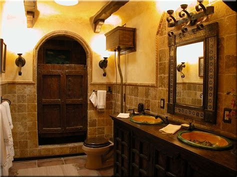 mexican bathroom designs spanish style bathroom bathrooms pinterest