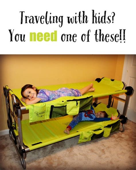 bunk bed cot best 25 toddler travel bed ideas on pinterest bunk beds