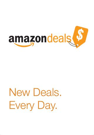 amazon deals amazon launches new deals app for iphone iclarified