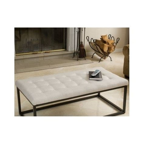 beige ottoman coffee table coffee table ottoman bench tufted ottomans and footstools