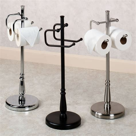 unique free standing toilet paper holder free standing toilet paper holder interdesign classico
