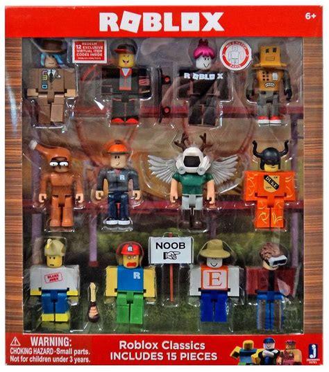 roblox deluxe classics series  figures  toys