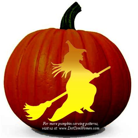 witch pumpkin witch pumpkin carvings