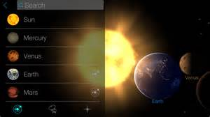 Solar walk planets amp moons android apps on google play
