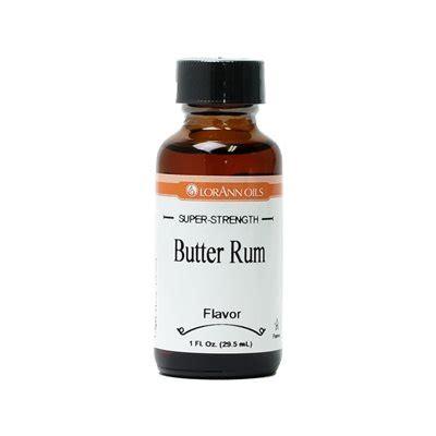 rum first paint butter rum flavor baking flavoring oil dram