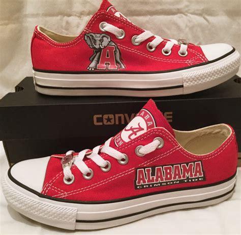 alabama sneakers of alabama converse chuck by pimpmykickz