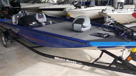 triton boats houston tx triton boats for sale in texas