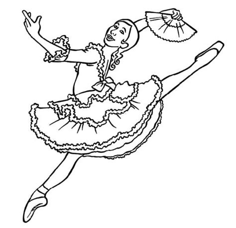 beautiful ballerina coloring pages get this beautiful ballerina coloring pages 88623