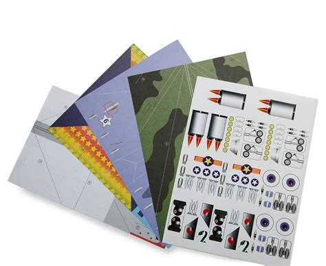 Paper Kits Australia - let s make paper planes kit great daily deals at