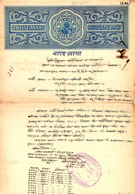 Agreement Letter In Telugu Sted Paper
