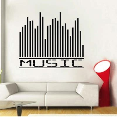 music equalizer wall decal trendywalldesigns com