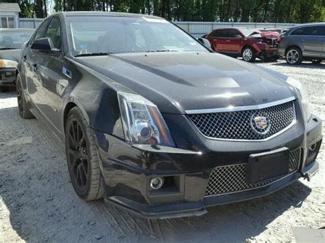 cadillac cts v for sale houston 2014 cadillac cts v for sale at copart houston tx lot