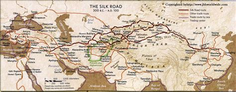 silk road map silk road maps 2018 useful map of the ancient silk road routes