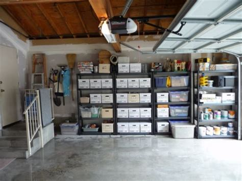 organizing tips for garage how to clean your garage the weekend freshome