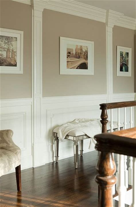 the abode beautiful upstairs with cafe au lait walls paint color