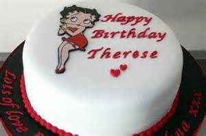 betty boop cakes decoration ideas birthday cakes