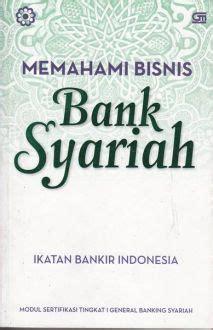 memahami bisnis bank syariah bukabuku toko buku