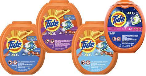 amazon  count tide pods     turbo laundry