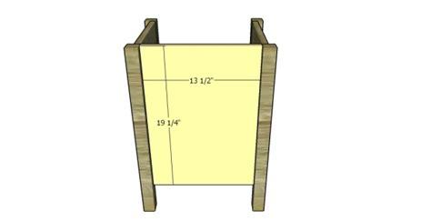 srd plywood bedside tables felt bedside table plans myoutdoorplans free woodworking