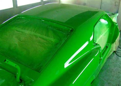 grabber green paint