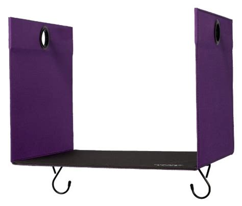 Purple Locker Shelf by Five Locker Shelf Extender Purple 72244 New Ebay