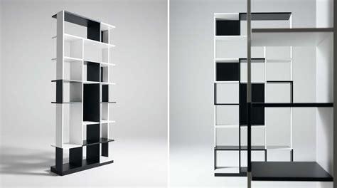 mobili librerie design libreria modulare design bifacciale kimono sololibrerie
