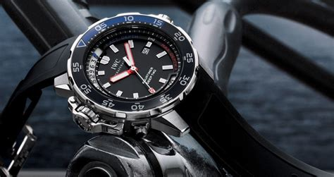 iwc dive watches iwc aquatimer two review